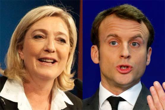فرانس: صدارتی انتخابات کے دوسرے مرحلے میں ووٹنگ آج ہو گی