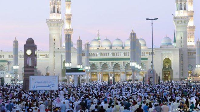 سعودی عرب : مسجد نبوی پر حملے میں ملوث 46 مشتبہ ملزمان گرفتار
