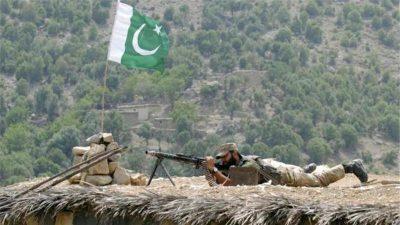 Pakistan Borders