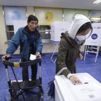 South Korea-Presidential Election