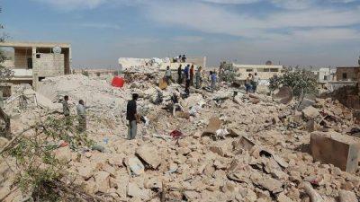 Syria Missile Attack