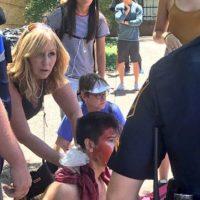 Texas University-Knife Attack