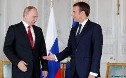 فرانس اور روس، تعلقات میں بہتری کی امید