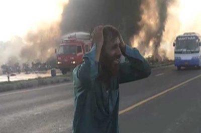 Bahawalpur - Oil Tanker Accident