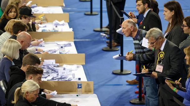 برطانوی عام انتخابات کے حتمی نتائج | Geo Urdu