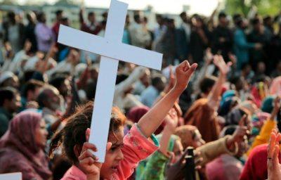 Christian in Pakistan