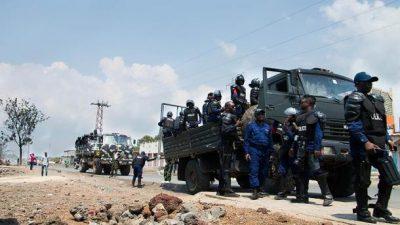 Congo Prison Attack