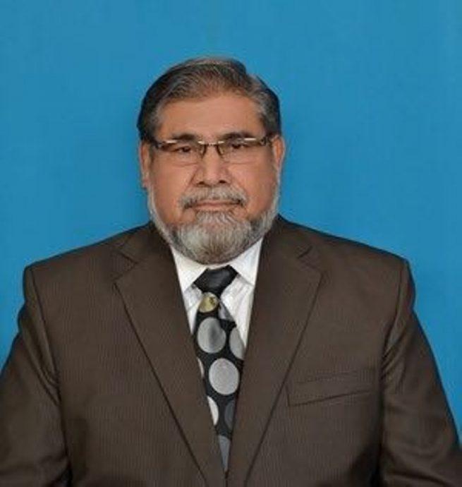 Dr. M. Riaz Chaudhry