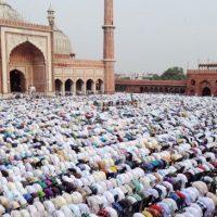 Eid Al Fitr Prayers