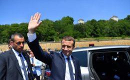 فرانس، پارلیمانی انتخابات کے دوسرے مرحلے میں پولنگ، صدر میکرون کو بھاری اکثریت ملنے کا امکان