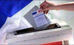 فرانس کے پارلیمانی انتخابات میں پولنگ جاری