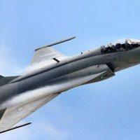 Jf17 Thunder Fighter Plane