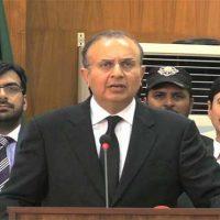 Justice Mansoor Ali Shah