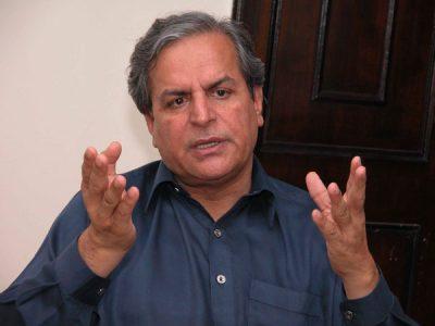 Makhdoom Javed Hashmi