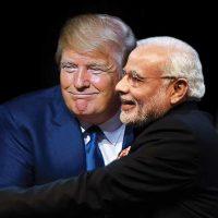 Narendra Modi - Trump