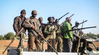Nigeria Suicide Attacks
