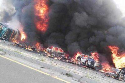 Oil Tanker Accident