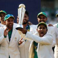 Pakistan Champions Trophy