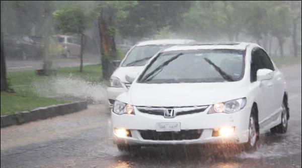 پنجاب اور سندھ میں مون سون بارشوں کا آغاز
