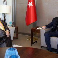 Recep Tayyip Erdogan - Meeting