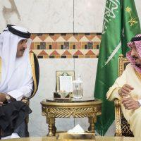 Saudi Arabia Qatar Tensions