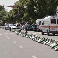 Tehran Terrorist Attacks