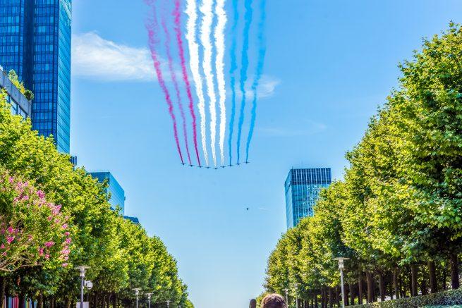 14 juillet défilé aérien 2017 - Révolution française (17)
