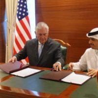 America Qatar Signature