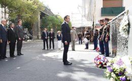 فرانس کے صدر امانوئیل ماکرون نے یہودی قتل عام میں اپنی ذمہ داری قبول کر لی