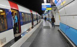 فرانس، شدید بارشوں سے میٹرو اسٹیشنز زیر آب