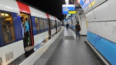 France Metro Station