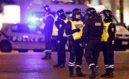 پیرس: گاڑی ہجوم پر چڑھانے کی کوشش، مشتبہ شخص گرفتار