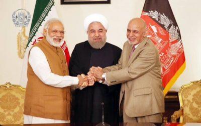India Afghanistan Iran