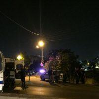 Israeli Embassy Firing