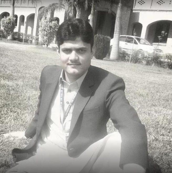 Jamshaid Ali