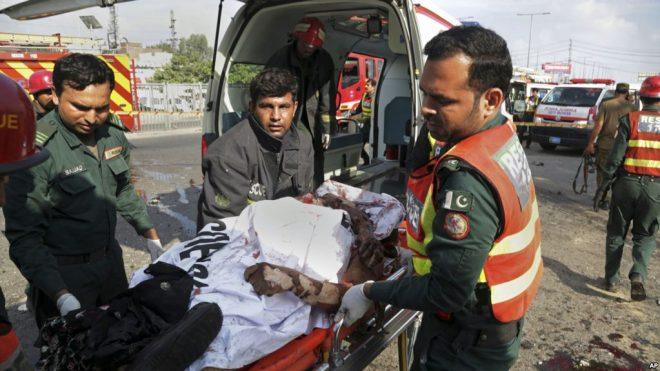 لاہور دھماکے کی تحقیقات جاری، ہلاکتیں 26 ہو گئیں