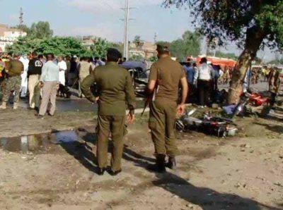 Lahore Ferozpur Road Blast