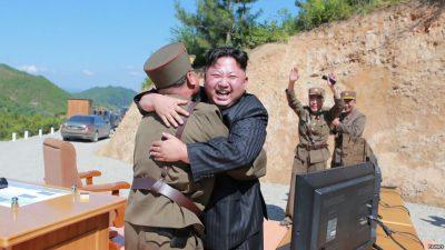 North Korea-Belistic Missiles Experience