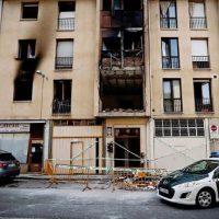 Spain Apartment Explosion