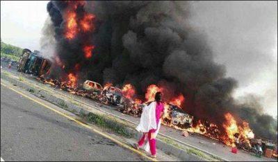 Tanker Incident