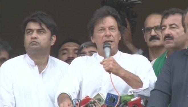لاہور کا ضمنی انتخاب فیصلہ کریگا کہ قوم سپریم کورٹ کے ساتھ ہے، عمران خان