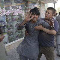 Kabul Shia Mosque Attack