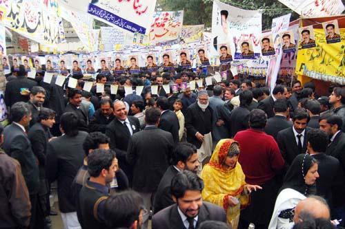 لاہور میں دو روز میں دو وکلاء کنونشن