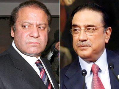 Nawaz, Zardari