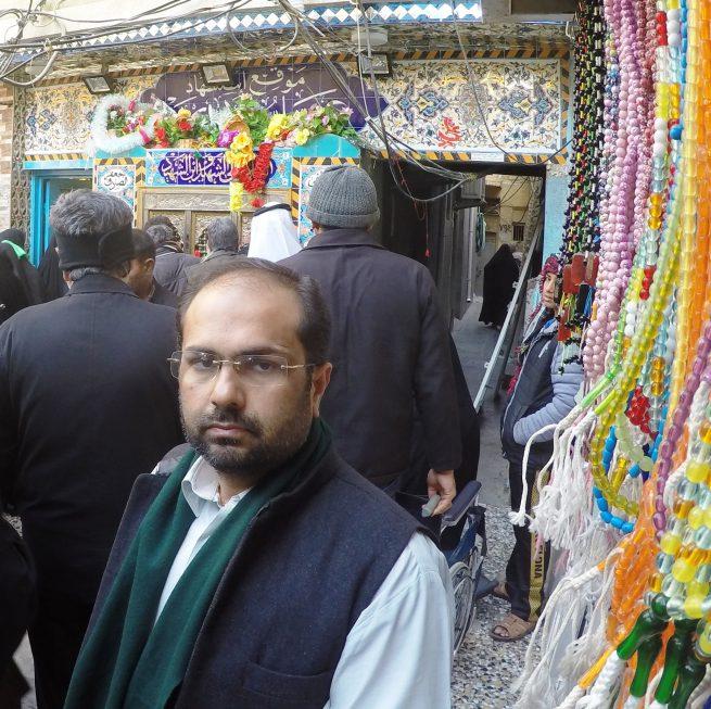 Place of Martydom Hazrat Ali al Akbar a.s