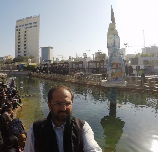 Alqamah in Kerbala, Creek of River Euphrates