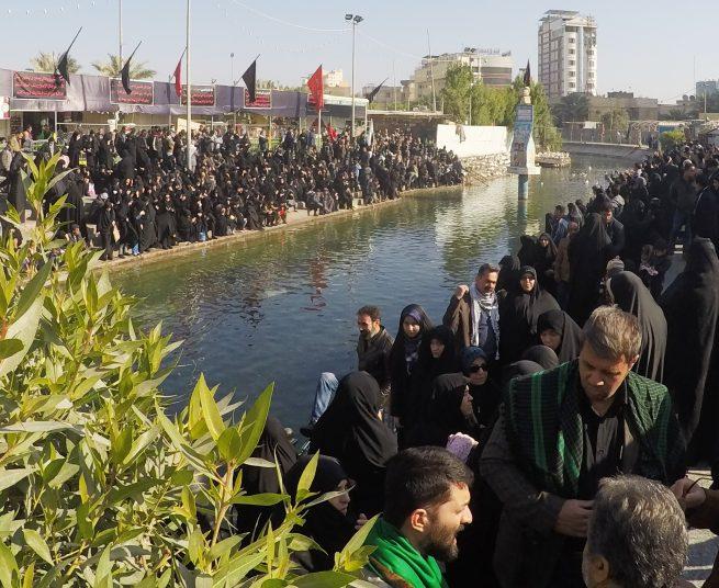 Alqamah Rivulet in Kerbala