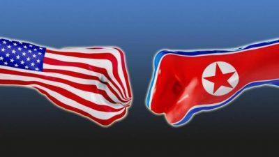 America and North Korea