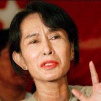 Aung SanSuu Kyi
