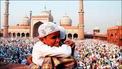 Eid Celebrated